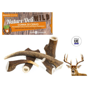 Corno di cervo naturale