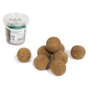Snack Pet Reward cani Polpette Manzo 400 gr.