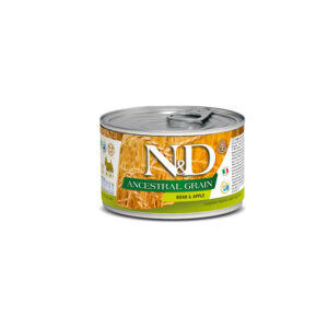 N&D Ancestral Grain Cinghiale e Mela Farmina