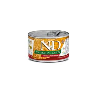 N&D Ancestral Grain Pollo e Melograno Farmina
