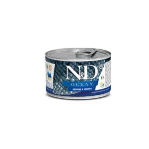 N&D Ocean Aringa e Gamberetto Farmina