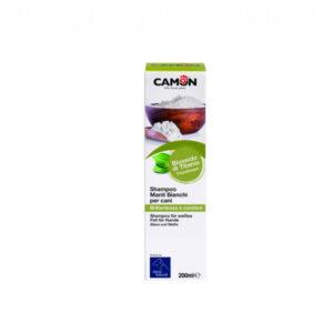 Shampoo manti bianchi per cani Camon
