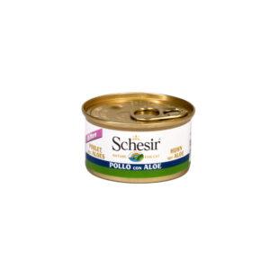 Filetti di pollo con aloe Schesir 85gr