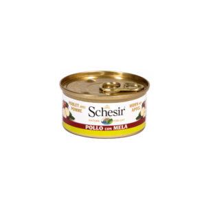 Filetti di pollo con mela Schesir 75gr