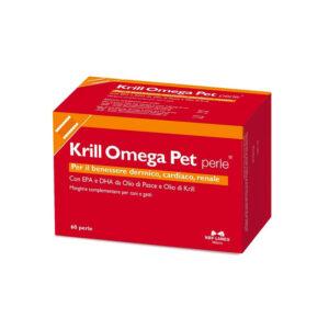 Krill Omega Pet Perle 60 Perle