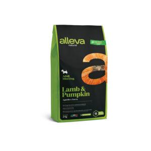 Alleva Natural Lamb & Pumpkin (Agnello e Zucca)