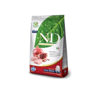 N&D Natural&Delicious Pollo e Melograno Farmina