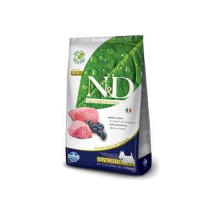 N&D Natural&Delicious Agnello e Mirtillo Farmina