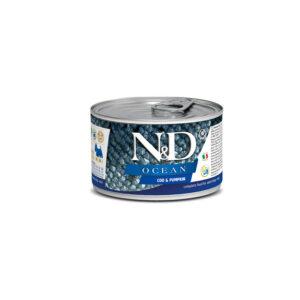 N&D Ocean Merluzzo e Zucca Farmina