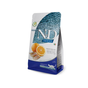 N&D Ocean con Aringa e Arancia Farmina
