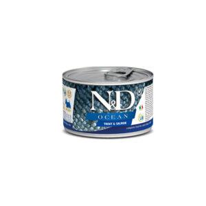 N&D Ocean Trota e Salmone Farmina