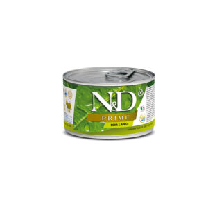 N&D Prime Cinghiale e Mela Farmina