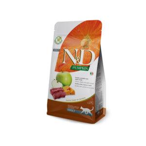 N&D Pumpkin con Cervo, Zucca e Mela