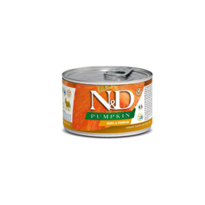 N&D Pumpkin Quaglia e Zucca Farmina