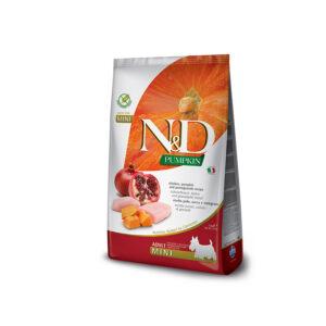 N&D Pumpkin Pollo, Zucca, Melograno Farmina