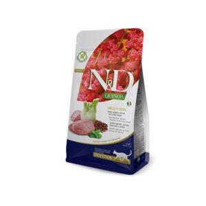 N&D Quinoa con Agnello,Quinoa, Finocchio e Menta Farmina