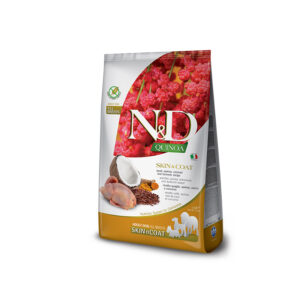 N&D Quinoa Quaglia, Quinoa, Cocco, Curcuma Farmina