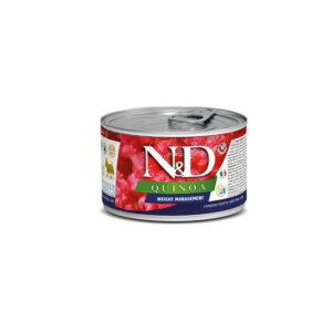 N&D Quinoa Weight Management Farmina