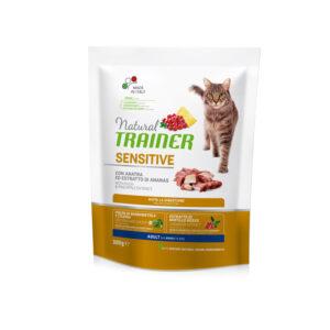 Natural Trainer Sensitive con Anatra