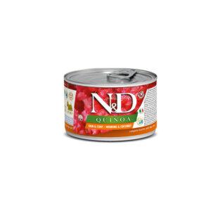 N&D Quinoa Skin&Coat Aringa e Cocco Farmina