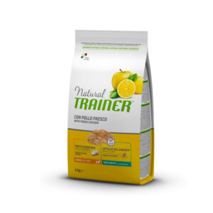 Natural Trainer con Pollo Fesco