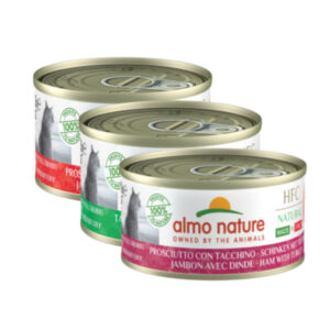 Almo HFC Natural Made in Italy Straccetti 70gr